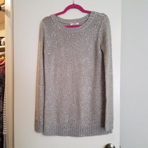 BB Dakota Sequin Sweater